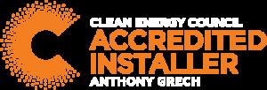 Accredited Installer Logo